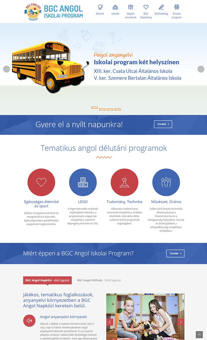 Kéttannyelvű általános iskola